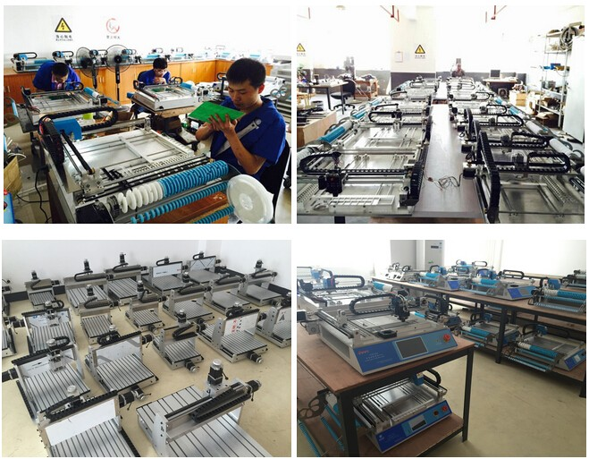 4 Heads 60pcs Feeder CHMT560P4  Yamaha pneumatic Feeders Charmhigh SMT Pick and Place Machine