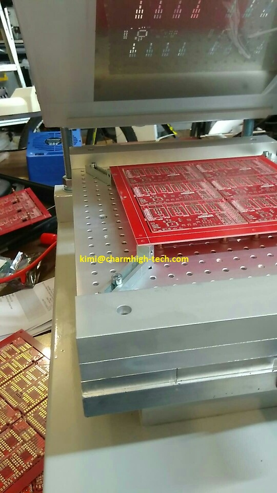 Hottest 3040 High Precision Stencil Printer, Solder Paste Pringting Machine, SMT Production Line