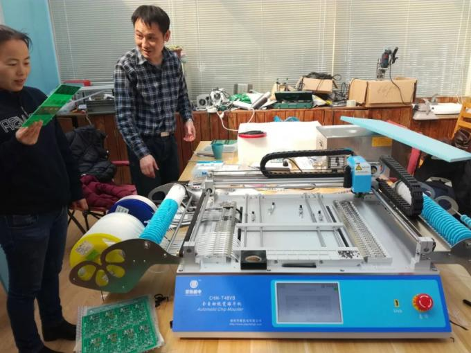 PCB assembly Line , Batch Production SMT Pick And Place Equipment, Surface Mount Technology​