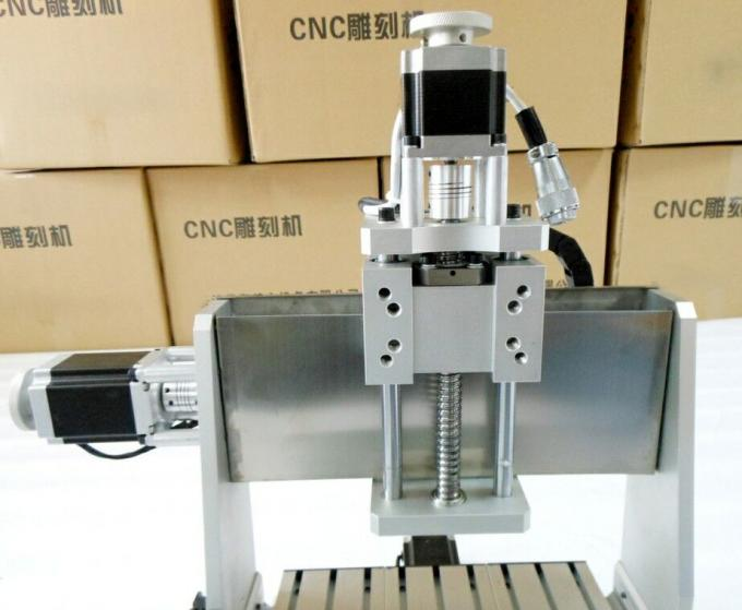 4 Axis Z Axis Travel 90mm Mini 30*20mm CNC Router Drilling Milling Machine 3D CNC Router