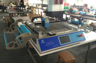 China CHMT48VB 58pcs Feeders (All-in-one machine) Charmhigh Desktop Pick and Place Machine SMT supplier