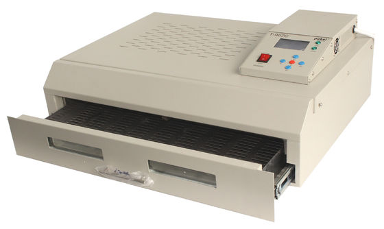 China T962C 2500w Reflow Oven 400*600mm Infrared IC Heater BGA SMD SMT Soldering Welding Sation supplier