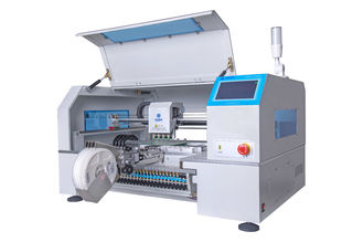 China 4 heads 30 Feeders Table top CHMT530P4 SMT Pick and Place Machine Batch production supplier