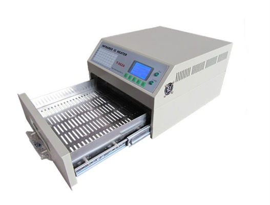 China T962A-Z Benchtop Reflow Oven 300*320mm 1500w IC Heater Infrared Welding Station supplier
